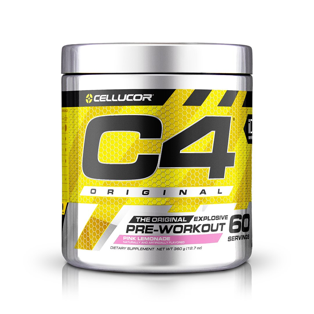 CELLUCOR C4/ 60 SERVINGS,390-g pink-lemonade